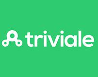 Triviale Logo Design