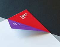 Teo by Telia. Booklet