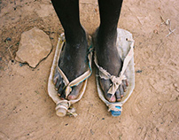 Unicef - Put yourself in their shoes