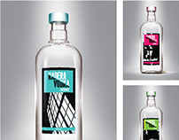 Radera Vodka Labels