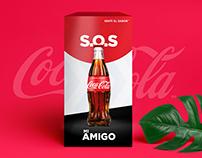 S.O.S Mi amigo - Coca Cola