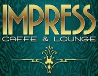 Restaurant flyer - Impress
