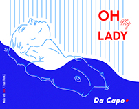 OH My LADY ! Album Music Cover