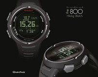 QUECHUA - The 800 - Hiking Watch