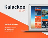 Kalackoe - resort