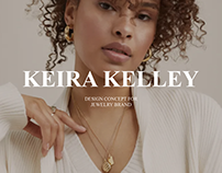Design Concept For Jewelry Brand