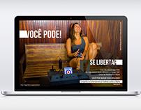 Dia da Mulher - ESPOCC e Observatório de Favelas