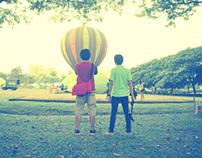 Hot Air Balloon 2013 Malaysia