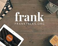 Brand identity for Franktalks.org