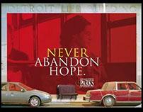 Rosa Parks Foundation Campaign Concept