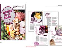 Branding & Artwork Voedingsconsulent Jouw Leefstijl