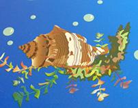 Aquarium board game