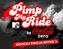 Coca Cola Zero - Pimp my Ride