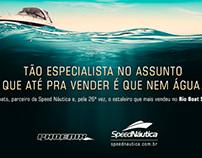 Rio Boat Show 2013 - Speed Náutica
