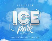 Ice park Fronteira.