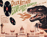BECKSPERIENCE DECK ATTACK PARTY SERIES