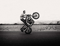 Death Highway - The Stunt Bikers Project