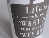 Caribou Coffee Font