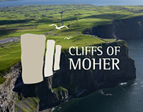 Cliffs of Moher UX Website Design & Development