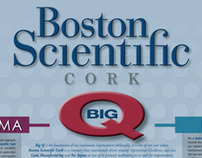 Boston Scientific Cork – Exhibition Stand