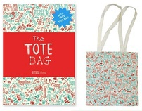 The Official Tote Bag Book, Written By JItesh Patel