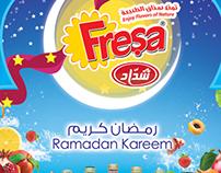 Fresa Ramadan Calendar