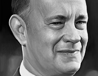 Tom Hanks (Happy new year)