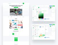 HTML5maker Web App