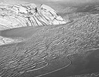 Felsen, Eis & Schnee - im Quadrat