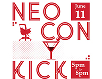 Friant 2017 NeoCon Kick-Off Invitation