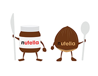 BrandNew - Crunchy Nutella Advertising Campaign