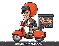 Animated Mascot Design