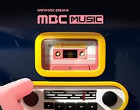 mbcMusic Network Design