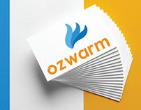 Ozwarm logo