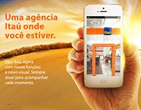 Itaú :: Conceito lançamento | Novo app Itaú