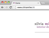 Silvia Milesi - Web Site