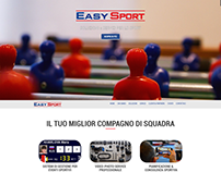 WEB DESIGN, GRAPHICS © EASY SPORT SRL