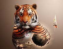 Tiger The Emperor