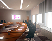 Telekom meeting room