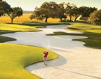 South Carolina Tourism 2013 Golf Campaign