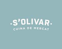 s'Olivar. Cuina de Mercat.