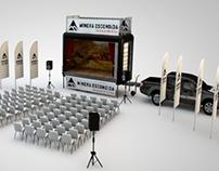 "BTL - Teatro Familiar Mobile"" Minera La Escondida"