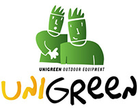 Unigreen Outdoor Equipment Magazine Ads