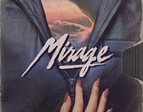 Mirage - Sunset to Sunrise ep (cover)
