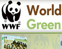 World Wildlife Fund Wildlife Conservation Series Games