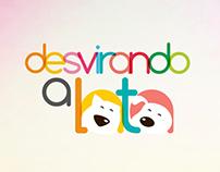 ONG Desvirando a Lata project graphic