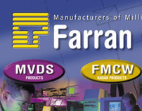 Farran Technology Exhibition Stand