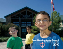 2010 Sam Houston Council Annual Report