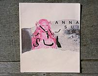 ANNA SUI S/S 2012