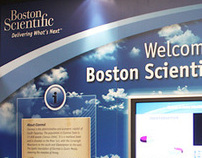 Boston Scientific Clonmel – Communication Graphics